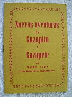 NUEVAS AVENTURAS DE GAZAPITO Y GAZAPETE: AYALA Manuel
