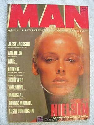 MAN Nº5. El hombre que viene. Marzo 1988: GARCÍA PUIG Damian (director)
