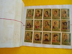 Fototipias - Phototypy : DAMAS DE LA NOBLEZA - Serie 25 - Colección COMPLETA de 75: Sin ...