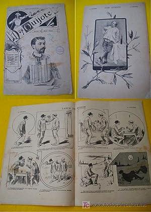 SANCHO PANZA. Año III. Num 77. 19 Abril 1889: ESTEVAN Jos� Mar�a (Director)
