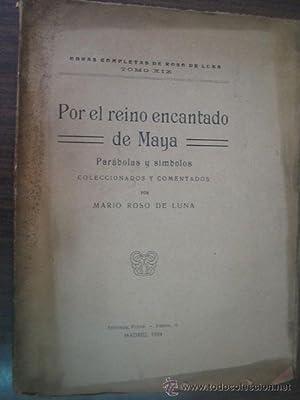 POR EL REINO ENCANTADO DE MAYA: ROSO DE LUNA, Mario