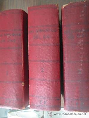 LAS AMARGURAS DEL SINO (3 volúmenes): TOMAY, Gastone Luigi