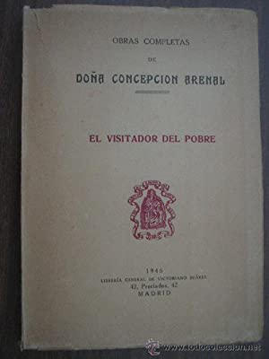 EL VISITADOR DEL POBRE: ARENAL, Concepci�n