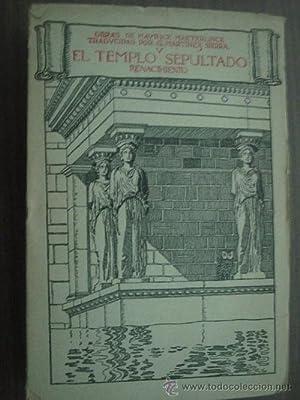 EL TEMPLO SEPULTADO: MAETERLINCK, Maurice
