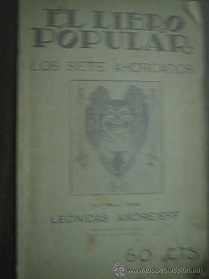 LOS SIETE AHORCADOS: ANDREIEFF, Leónidas
