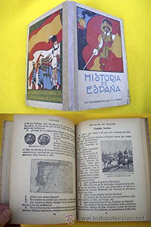 HISTORIA DE ESPAÑA. Grado Primero.: CALLEJA FERNÁNDEZ Saturnino