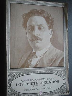 LOS SIETE PECADOS: HERNÁNDEZ CATÁ, A.
