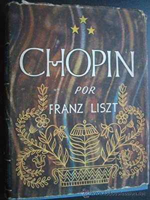 CHOPIN: LISZT, Franz