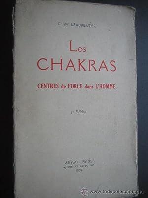 LES CHAKRAS: LEADBEATER, C.W.