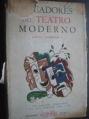 CREADORES DEL TEATRO MODERNO: TOLMACHEVA, Galina