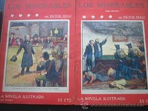 LOS MISERABLES (2 volúmenes): VICTOR HUGO