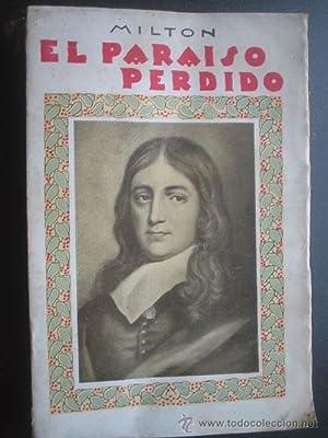EL PARAISO PERDIDO: MILTON, John