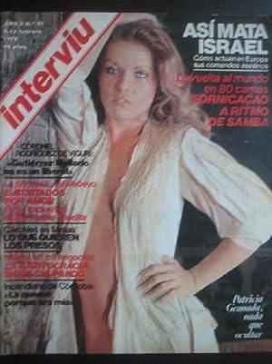 INTERVIU. AÑO 3, Nº91. 9 - 15 FEBRERO 1978: ÁLVAREZ SOLÍS, Antonio (DIRECTOR)