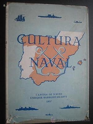 CULTURA NAVAL: BARBUDO DUARTE, Enrique