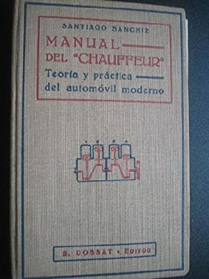 MANUAL DEL CHAUFFEUR