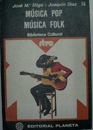 MUSICA POP - MUSICA FOLK: IÑIGO José Mª