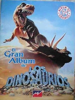 EL GRAN ALBUM DE LOS DINOSAURIOS: Sin autor