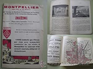 Folleto Turismo - Tourist Brochure : MONTPELLIER.: ESSI