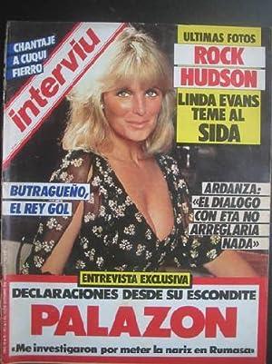INTERVIU AÑO 10, N 491. 9 - 15 OCTUBRE 1985: SEBASTI�N, Pablo (DIRECTOR)