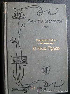 EL ABATE TIGRANO: FABRE, Fernando