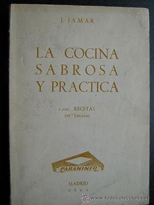 LA COCINA SABROSA Y PRÁCTICA: JAMAR, J.