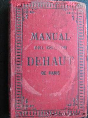 MANUAL DEL DOCTOR DEHAUT: DEHAUT