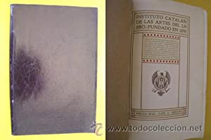 INSTITUTO CATALÁN DE LAS ARTES DEL LIBRO. Fundado en 1898: AAVV