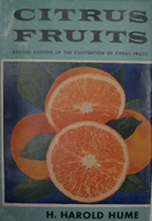 CITRUS FRUITS: HUME H. Harold