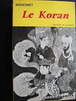 LE KORAN: MAHOMET