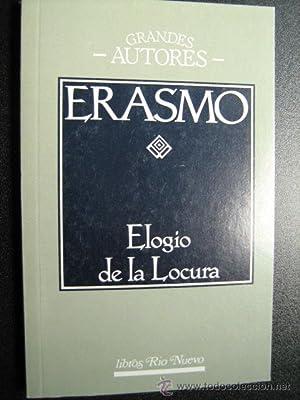 ELOGIO DE LA LOCURA: ERASMO