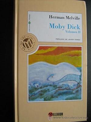 MOBY DICK (2 volúmenes): MELVILLE, Herman