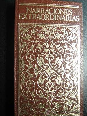 NARRACIONES EXTRAORDINARIAS: ALLAN POE, Edgar