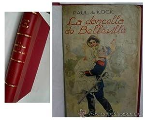 LA DONCELLA DE BELLEVILLE: DE KOCK Paul