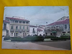 Antigua Postal - Old Postcard : Plaza del Caudillo - CAMPILLO DE ALTOBUEY: Sin autor