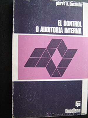 EL CONTROL O AUDITORIA INTERNA