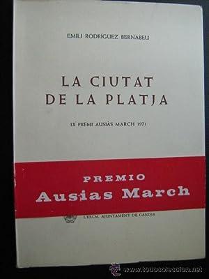 LA CIUTAT DE LA PLATJA: RODRÍGUEZ BERNABEU, Emili
