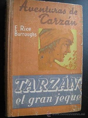 TARZÁN , EL GRAN JEFE: RICE BURROUGHS, Edgar