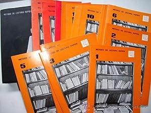 MÉTODO DE LECTURA RÁPIDA (13+3 volúmenes): Sin autor