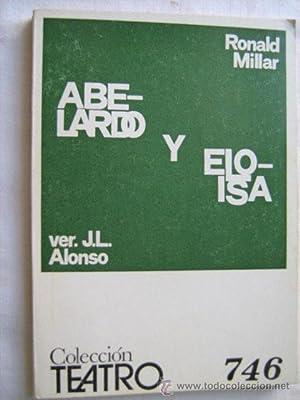 ABELARDO Y ELOISA: MILLAR, Ronald