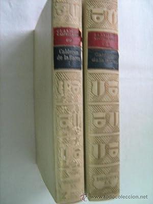 AUTOS SACRAMENTALES (2 volúmenes): DE LA BARCA, Calderón
