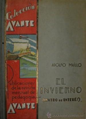 EL INVIERNO (CENTRO DE INTERES) GRADO MEDIO: MAILLO Adolfo