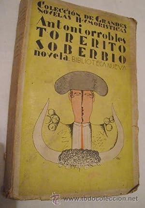 TORERITO SOBERBIO: ROBLES Antonio