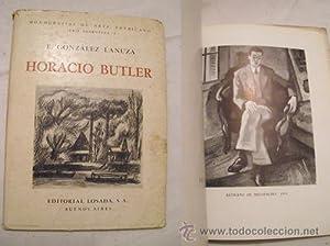 HORACIO BUTLER: GONZÁLEZ LANUZA E.