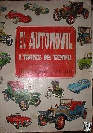 EL AUTOMOVIL A TRAVÉS DEL TIEMPO: Sin autor