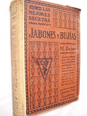 JABONES Y BUJÍAS: DEAN M.