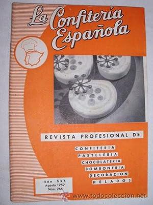 LA CONFITERIA ESPAÑOLA. Nº 266. 1959: AAVV