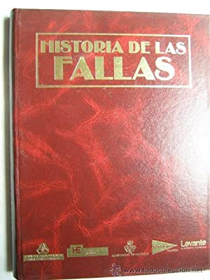 HISTORIA DE LAS FALLAS: Sin autor