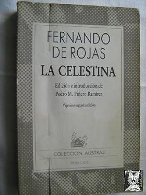 LA CELESTINA: DE ROJAS, Fernando