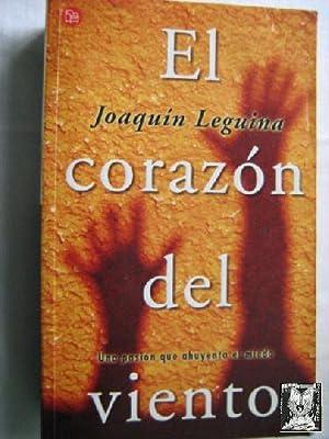 EL CORAZÓN DEL VIENTO: LEGUINA, Joaquín