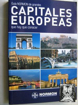 GUÍA NORMON DE CAPITALES EUROPEAS QUE HAY QUE CONOCER: Sin autor
